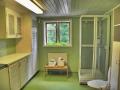 Badrum & tvättstuga övervåning