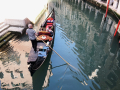 Venice gondol
