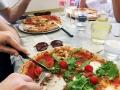 Pizza in Recco